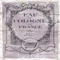 French Cologne Fine Art Print