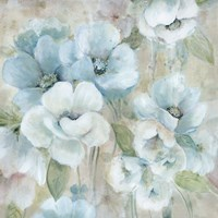 Pastel Garden II Fine Art Print