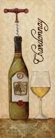 """Chardonnay by s - 8"""" x 20"""""""