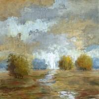 """Lush Meadow I by Nan - 12"""" x 12"""""""