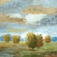 "Lush Meadow II by Nan - 12"" x 12"""
