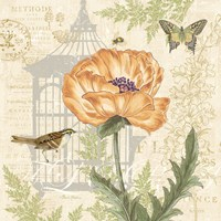 Floral Nature Trail I Fine Art Print