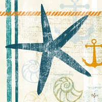 Nautical Brights III Fine Art Print