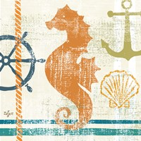Nautical Brights IV Fine Art Print