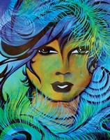 Urban Glam II Fine Art Print