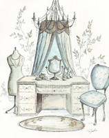 French Dressing Room I by s - various sizes