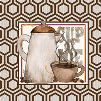 Modern Coffee I Fine Art Print