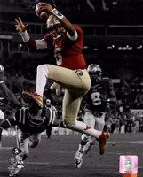 Jameis Winston Florida State University Seminoles 2013 Spotlight Action Fine Art Print