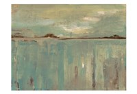Seafoam Horizon Fine Art Print