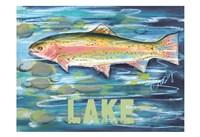 High Country Lake Fine Art Print