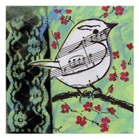 Bird Song 1 Fine Art Print