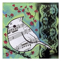 Bird Song 2 Fine Art Print