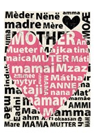 Mother Languages 1 Fine Art Print