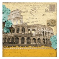 Coliseum Fine Art Print