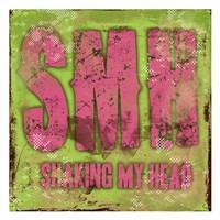 """SMH by Enrique Rodriquez Jr - 13"""" x 13"""" - $12.99"""