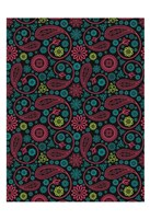 "Paisley by Jace Grey - 13"" x 19"" - $14.99"