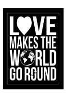 """World Go Round by Jace Grey - 13"""" x 19"""""""