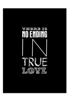 "True Love 2 by Jace Grey - 13"" x 19"""