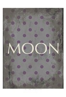 "Moon by Jace Grey - 13"" x 19"", FulcrumGallery.com brand"