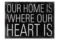 "Heart by Jace Grey - 19"" x 13"", FulcrumGallery.com brand"