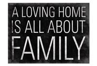 "Family 1 by Jace Grey - 19"" x 13"""