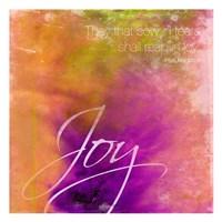 "Joy by Jace Grey - 13"" x 13"", FulcrumGallery.com brand"