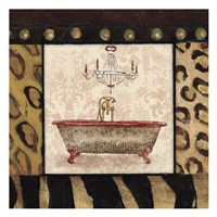 "Bath 3 by Jace Grey - 13"" x 13"""