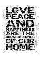 """Cornerstones by Jace Grey - 13"""" x 19"""" - $14.99"""