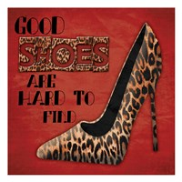 """Shoes 1 by Jace Grey - 13"""" x 13"""""""