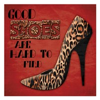 """Shoes 3 by Jace Grey - 13"""" x 13"""""""