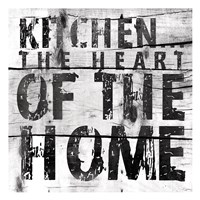 "Kitchen 2 Mate by Jace Grey - 13"" x 13"""