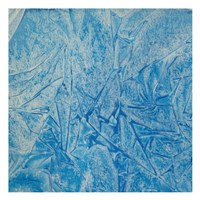"""Blue Abstract C by Jamie Watson - 13"""" x 13"""""""