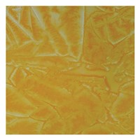 "Yellow Abstract B by Jamie Watson - 13"" x 13"""