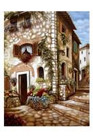 """Italian Alley II by Nora St. Jean - 13"""" x 19"""""""