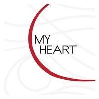 "My Heart 3 by OnRei - 13"" x 13"""