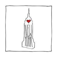 Love NY Fine Art Print