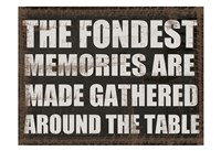 "Fondest Memories by Taylor Greene - 19"" x 13"""