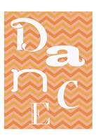 Tango Dance Fine Art Print