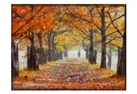 """Amber Trail 1 by Taylor Greene - 19"""" x 13"""""""