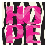 """Hope Patterns by Taylor Greene - 13"""" x 13"""""""