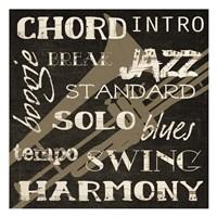"Harmony Silhouette by Taylor Greene - 13"" x 13"""