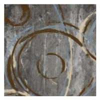 Amani Circles II Fine Art Print