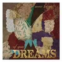 "Dream by Taylor Greene - 13"" x 13"""