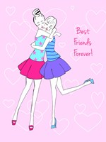 Friendship Fine Art Print