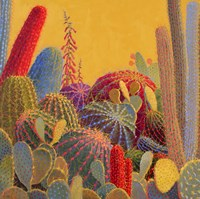 Desert Garden 3 by Sharon Weiser - various sizes