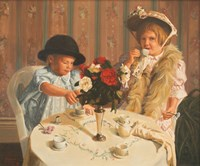 Tea For Two Fine Art Print