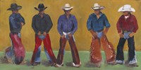 Western Cowboys by Marless Fellows - various sizes