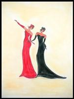 Dancing 'til Midnight Fine Art Print