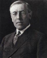 """Woodrow Wilson, 28th President of the United States - 8"""" x 10"""""""