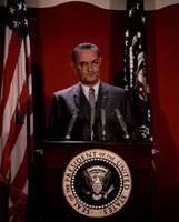 "Lyndon B. Johnson, 36th President of the United States - 8"" x 10"""
